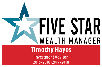 About Five Star Wealth Manager Tim Hayes